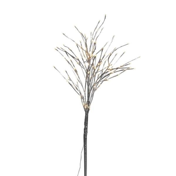 LED Leuchtbaum H 120 cm 144 LEDs Standleuchte Dekobaum Stehlampe Lampe Leuchte