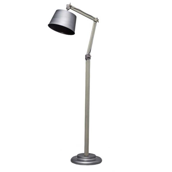 Stehleuchte APULLA H 145 cm 1flg Stehlampe Standleuchte Lampe Standlampe Holz