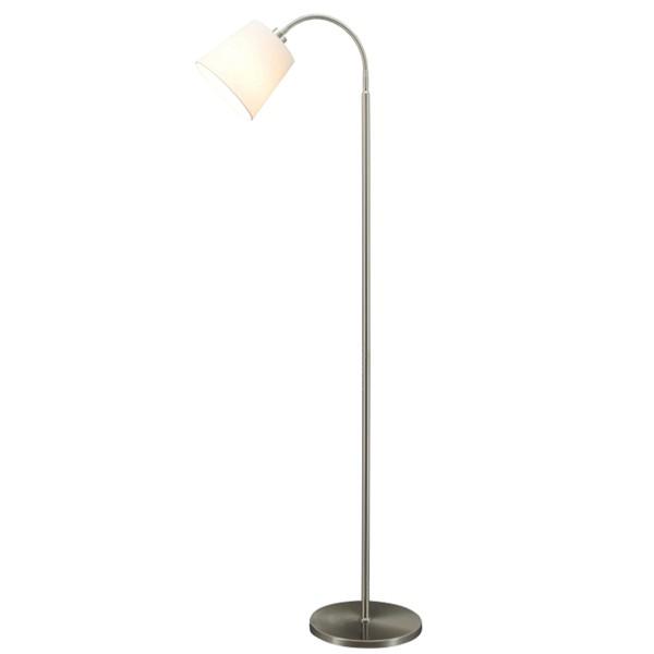 Flurlampe Stehlampe FLEXI Stehleuchte Flurleuchte Lampe Leuchte 140 cm weiss