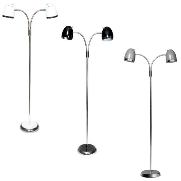 Stehleuchte HARLEY H 150 cm 2flg Stehlampe Standleuchte Leuchte Lampe Standlampe