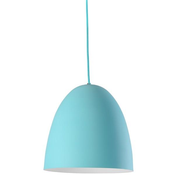 Pendelleuchte VIOLA Leuchte Pendellampe Hängelampe Lampe Hängeleuchte blau