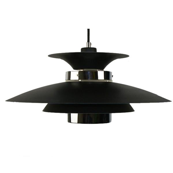 Design Hängelampe POTENZA Industrielampe Hängeleuchte Deckenleuchte Lampe Metall
