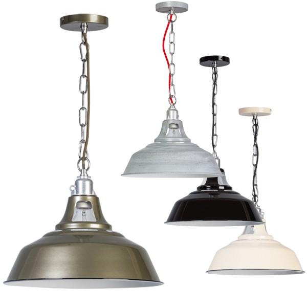 Industrielampe Hängelampe MONOPOLI Metall Hängeleuchte Lampe Leuchte Deckenlampe
