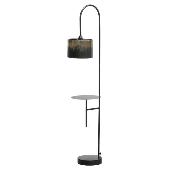 Stehlampe Blackout 1 flmg H 160 cm Metall Standleuchte Stehlampe Lampe Leuchte