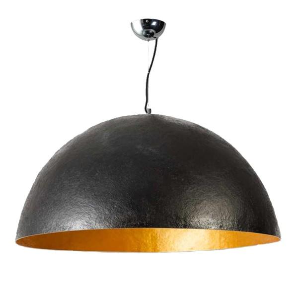 Hängelampe MEZZO TONDO 50 cm Industrielampe Hängeleuchte Deckenleuchte Lampe Metall