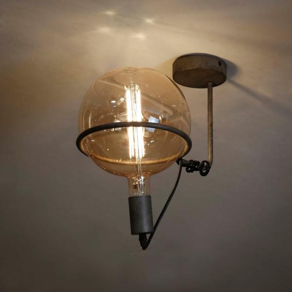 Deckenlampe NEPTUN 1 flmg Metall altsilber Lampe Deckenlampe Pendellampe Leuchte
