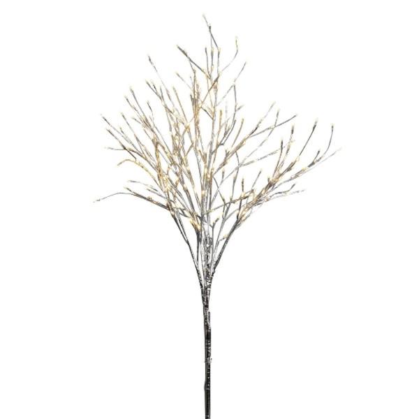 LED Leuchtbaum H 180 cm 240 LEDs Standleuchte Dekobaum Stehlampe Lampe Leuchte