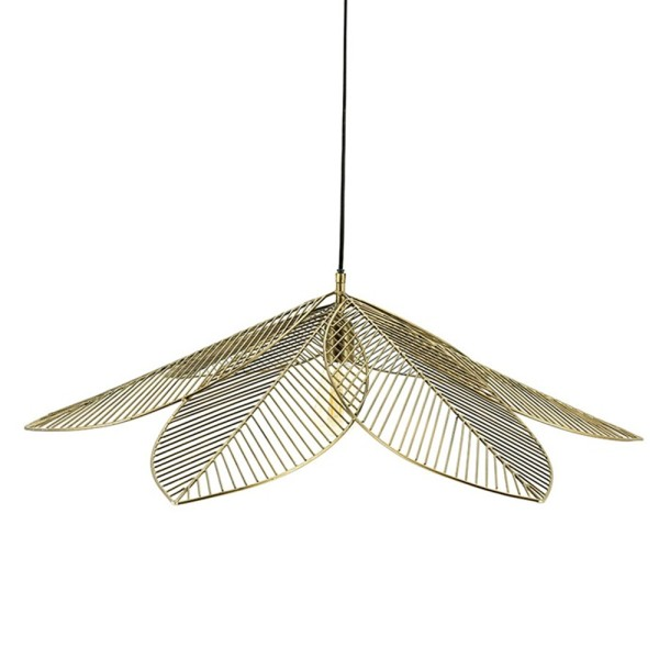 Hängelampe Archtiq 1L Metall bronzefarben Lampe Deckenlampe Hängeleuchte