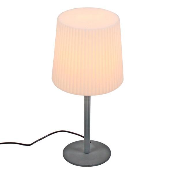 Tischlampe DeLux H 60 cm Outdoor Schreibtischlampe Lampe Leuchte Tischleuchte