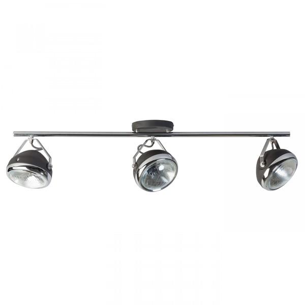 Retro Deckenstrahler HEADLIGHT 3 flg Metall Deckenspot Deckenleuchte Deckenlampe