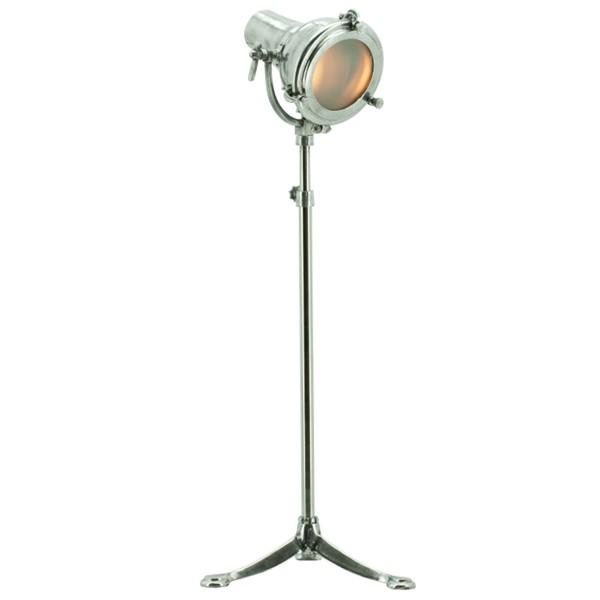 Vintage Stehlampe WEXFORD Standleuchte Lampe Metall Flurlampe Studiolampe Metall